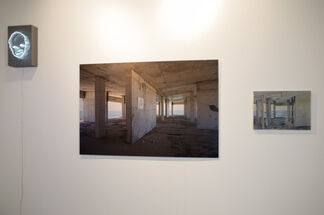 SARIEV Contemporary at viennacontemporary 2017, installation view