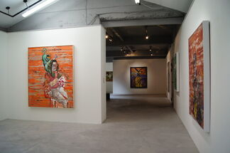 Theatre of the Absurd, installation view