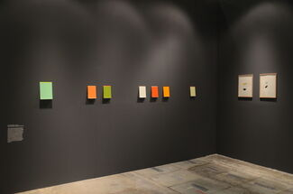 Galerie Christian Lethert at ARTBO 2014, installation view