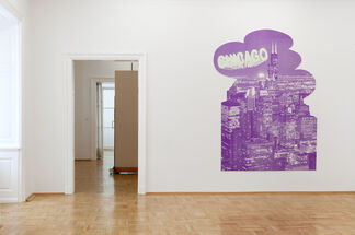 Chicago, Ibiza etc. curated by_Robert Fleck, installation view