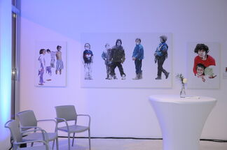 Early years, installation view
