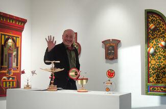 Richard Whitten: Cabinet of Curiosities, installation view