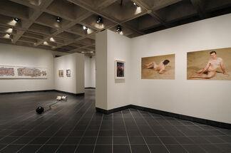 White Boys, installation view