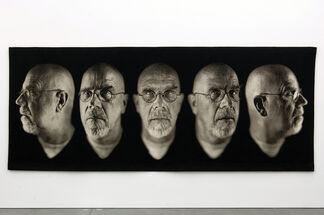 Chuck Close Photographs, installation view