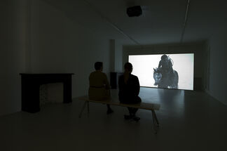 Lost in Time by Patrick Bernatchez, installation view