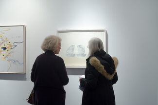 Elizabeth Johansson: Drawings and Paintings, installation view