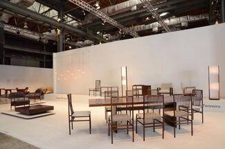 Mercado Moderno at ArtRio 2015, installation view