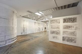 Katie Herzog: Rubbing the Internet Archive, installation view
