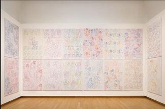 Galería Albarrán Bourdais at Art Paris 2020, installation view