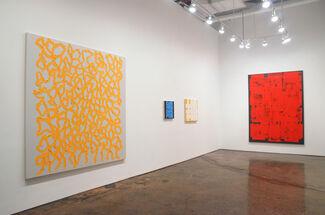 John Zinsser: Oil Paintings, installation view