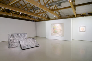 Gerhard Marx: A Geometry of Echoes, installation view