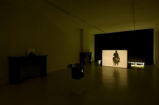 Lost in Time, Fraction 1 by Patrick Bernatchez & Guillaume-Van Roberge, installation view