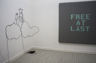 Social Animals, installation view