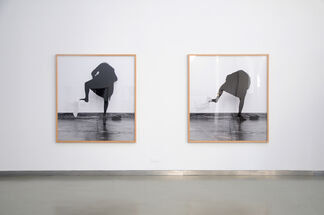 Drawing, installation view