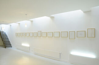 CLEAR IT'S TOO LATE, solo show MARTIN LORD, installation view