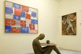 Arte Italiana '60-'90, installation view