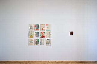 Sean Sullivan, Sunset, Saudade Station, installation view