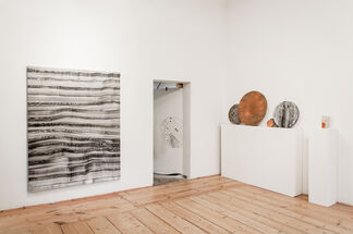 Shifting Surfaces | 2501 + Aris duo show, installation view