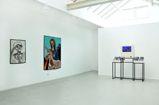 Ten Haaf Projects at VOLTA13, installation view