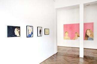 HOMMAGE À ALEX KATZ, installation view