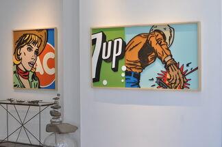 Pop Western, installation view