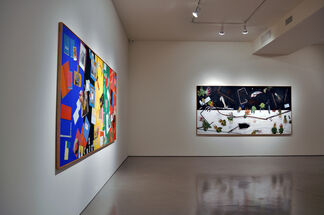 MANNY FARBER: Selected Works from the Artist's Estate, installation view