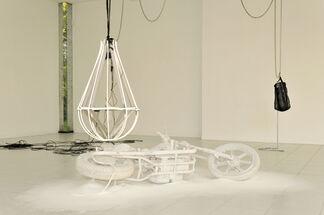 Banks Violette, installation view