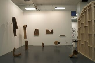 Julian Page at Art16, installation view