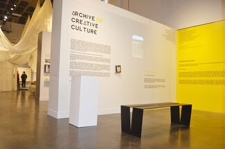 San Francisco Museum of Craft & Design: Archive of Creative Culture, installation view