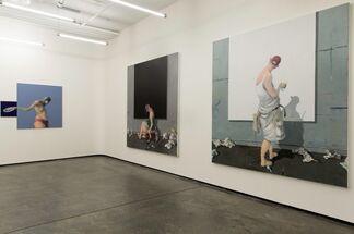 Michael Kvium - November, installation view