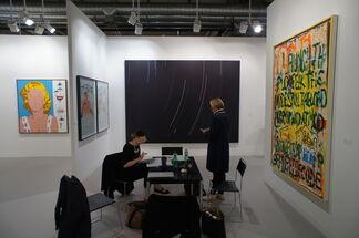 Mitchell-Innes & Nash at Art Basel 2015, installation view