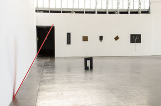 Almandrade | Do Poema Visual à Poetica do Plano e do Espaço., installation view