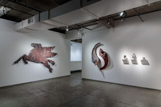 """Clarence Schmidt: """"Let's Call it Hope"""", installation view"""