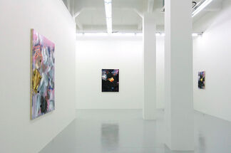 IRL, installation view
