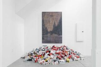 The Bluffs // Joseph Leroux, installation view