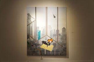 Kim Min-jung Solo Exhibition, installation view