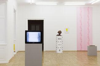 Curated by_KOLJA REICHERT: PRODUKTION, installation view