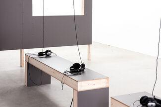 Ferngespräch, installation view