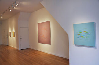 Amanda Reeves, installation view