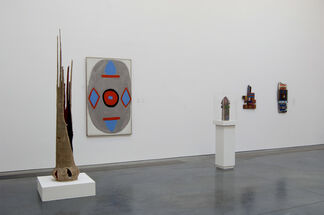 The Permanent Collection: Art. Illuminated., installation view