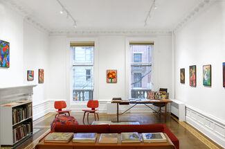 André Ethier | Harper's Apartment, installation view