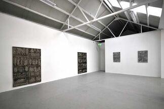 Ozymandias, installation view