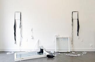 RIEKO HOTTA - The Location of the Nest, installation view