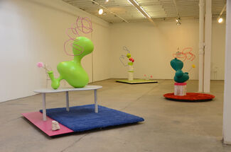 Roberley Bell: some things, installation view