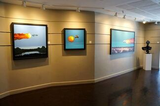 Weather To Fly, installation view
