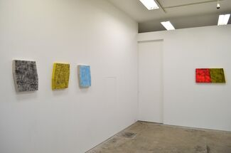 Evan Nesbit: Variable Dimensions, installation view