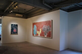 WU Yiming: The Beginning of Good Life, installation view