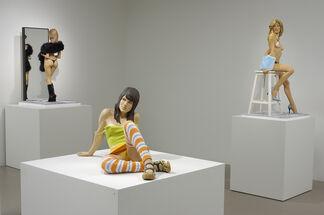Martin DiGirolamo GIRLS, installation view