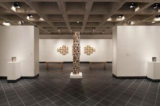 Brian Dettmer: Elemental, installation view
