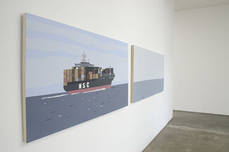 Panorama, installation view
